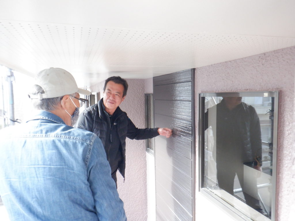 和泉市・泉大津市の外壁塗装・屋根塗装専門店ロードリバース2644