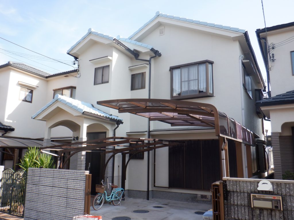 和泉市・泉大津市 外壁塗装・屋根塗装専門店ロードリバース2626