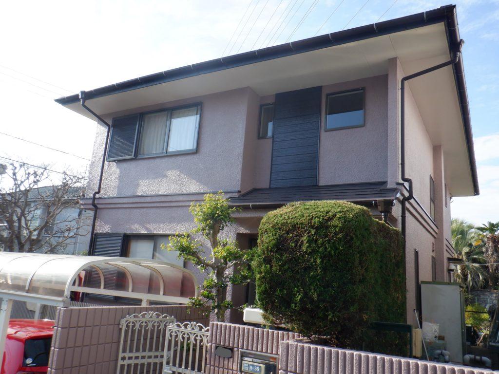 和泉市・泉大津市の外壁塗装・屋根塗装専門店ロードリバース2637