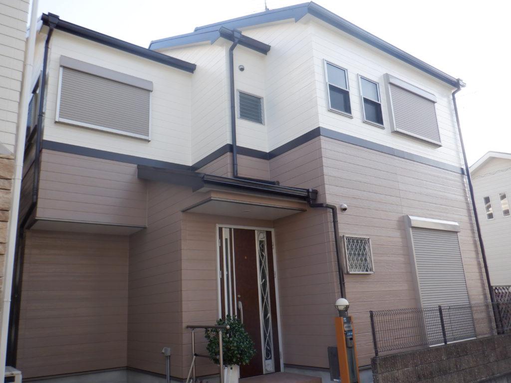 和泉市・泉大津市の外壁塗装・屋根塗装専門店ロードリバース2681