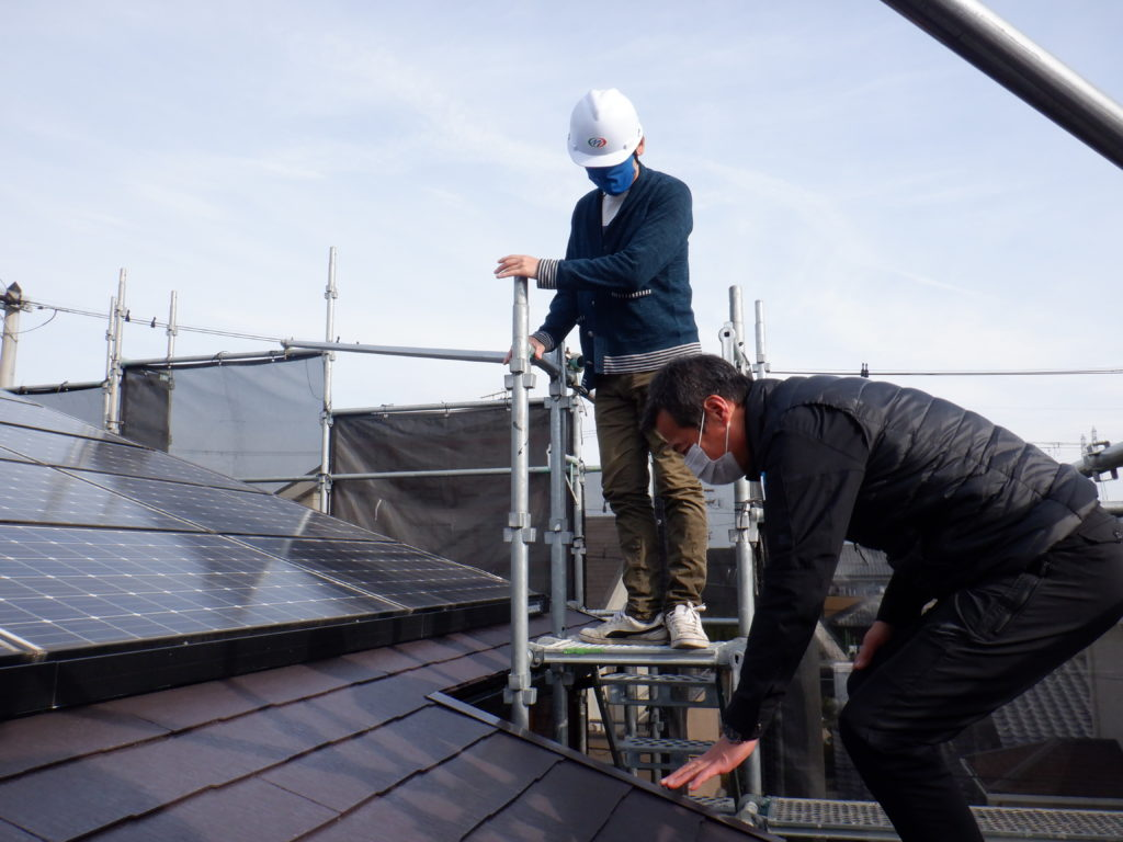 和泉市・泉大津市の外壁塗装・屋根塗装専門店ロードリバース2697