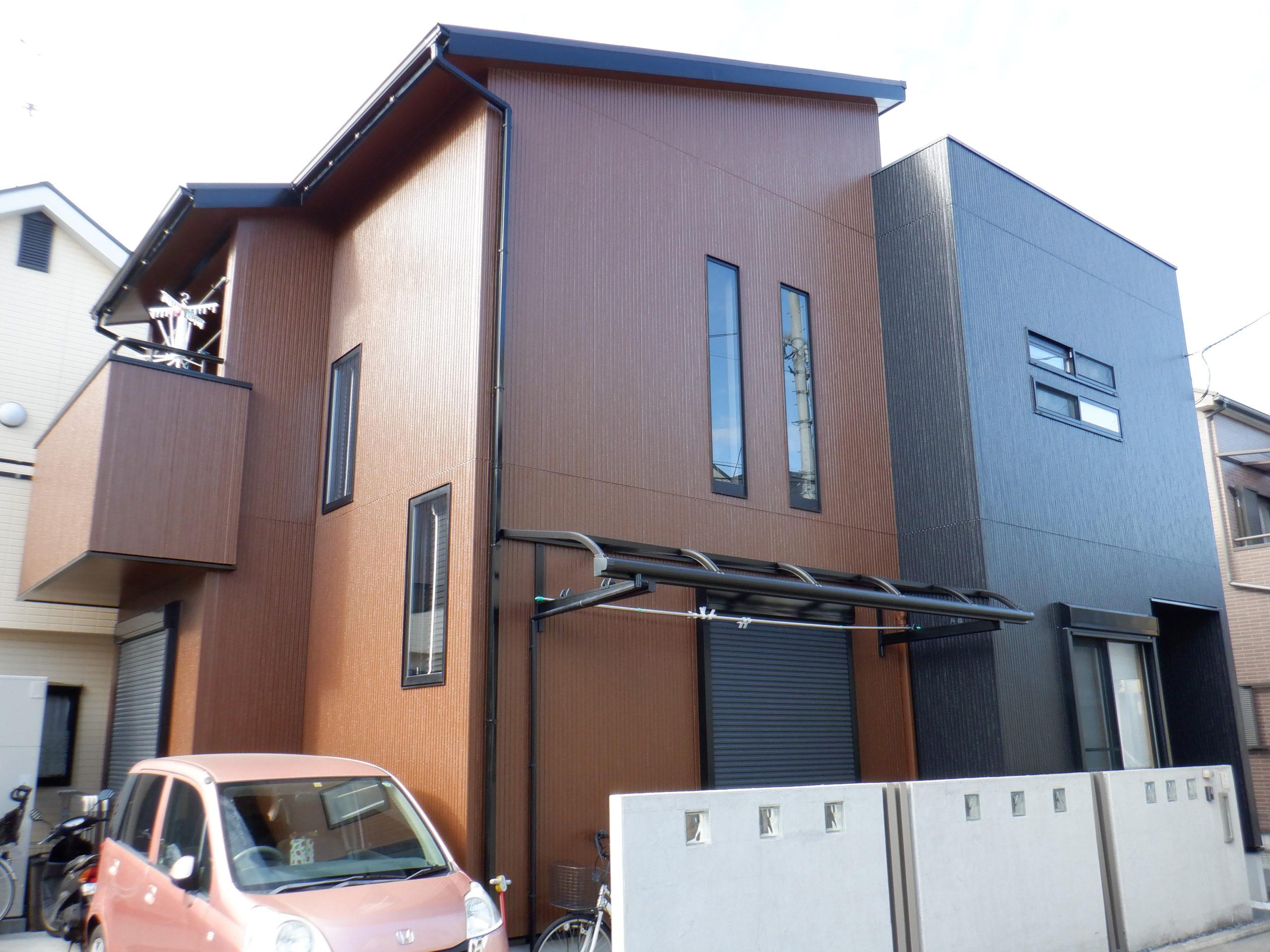 和泉市・泉大津市の外壁塗装・屋根塗装専門店ロードリバース2718