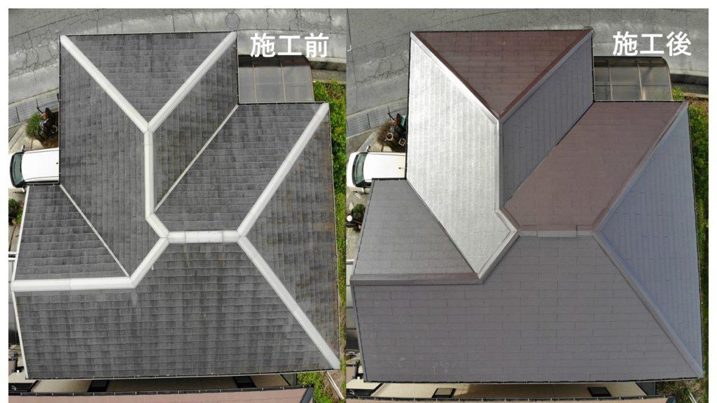 和泉市・泉大津市の外壁塗装・屋根塗装専門店ロードリバース2799