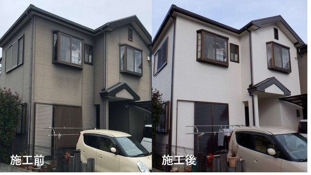 和泉市・泉大津市の外壁塗装・屋根塗装専門店ロードリバース2798
