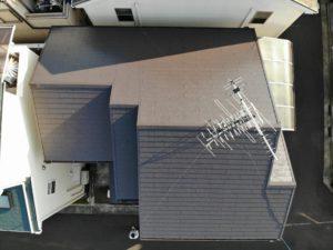 和泉市M様邸屋根塗装工事