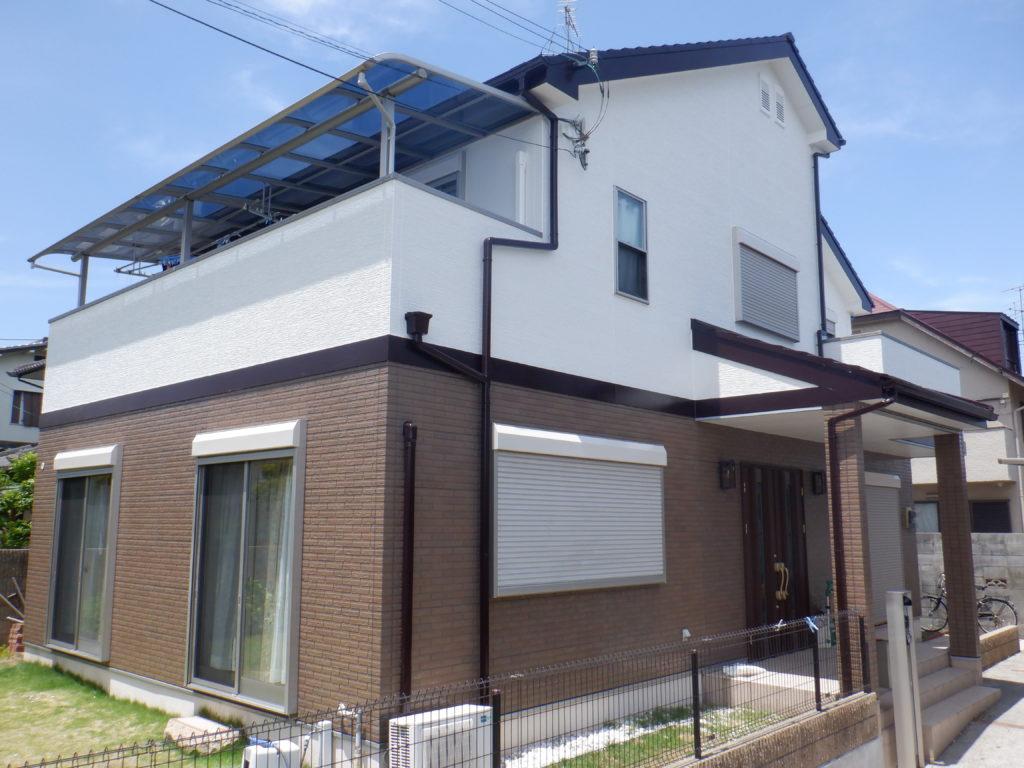 和泉市・泉大津市の外壁塗装・屋根塗装専門店ロードリバース2787