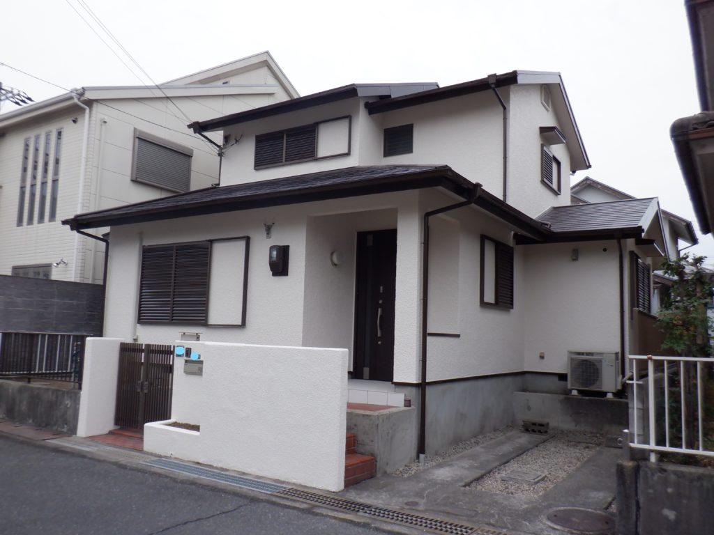 和泉市・泉大津市の外壁塗装・屋根塗装専門店ロードリバース2790