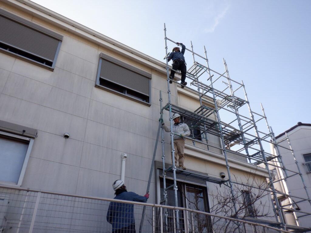 和泉市・泉大津市の外壁塗装・屋根塗装専門店ロードリバース2874