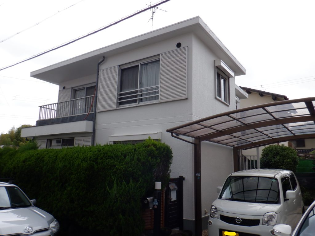 和泉市・泉大津市の外壁塗装・屋根塗装専門店ロードリバース2786