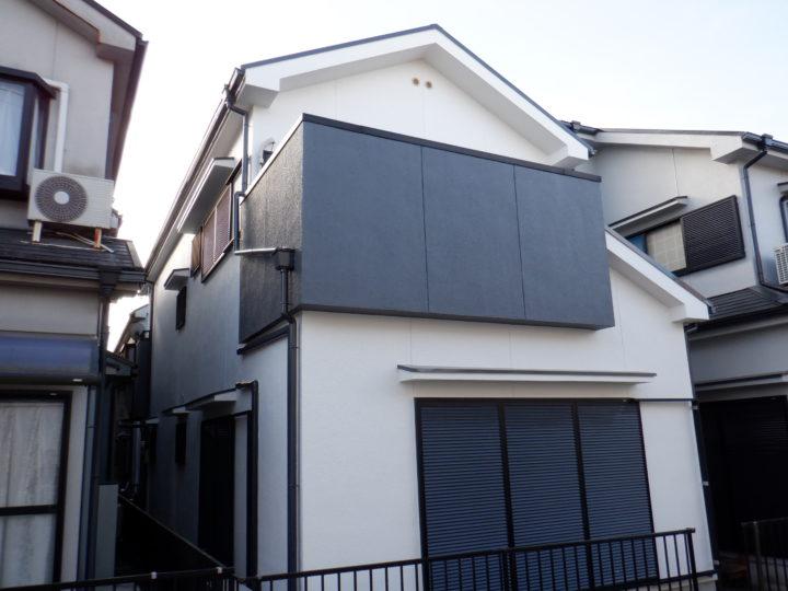 和泉市O様邸外壁塗装・屋根塗装工事