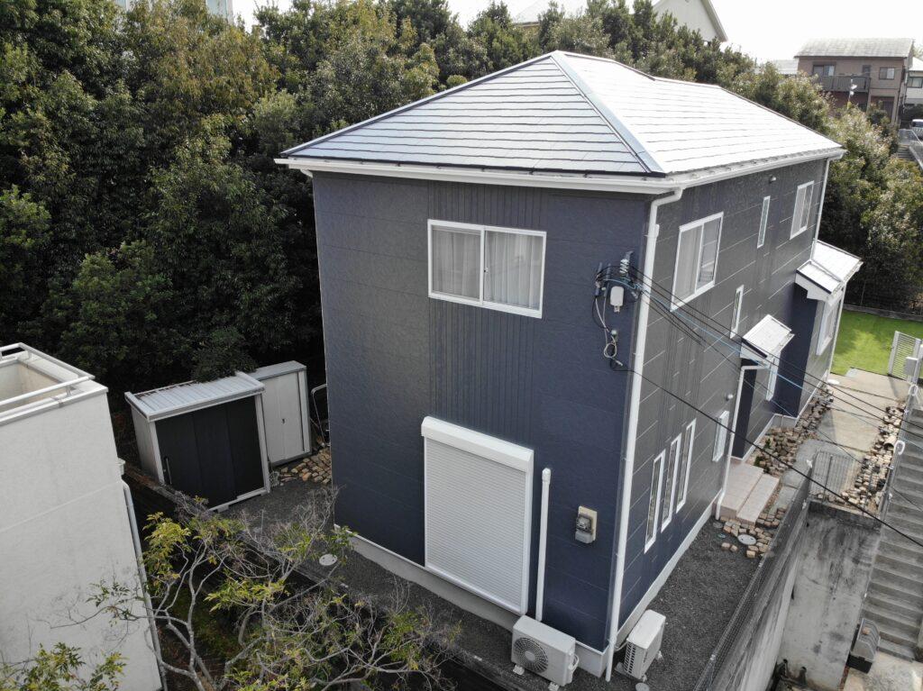 和泉市・泉大津市の外壁塗装・屋根塗装専門店ロードリバース3090