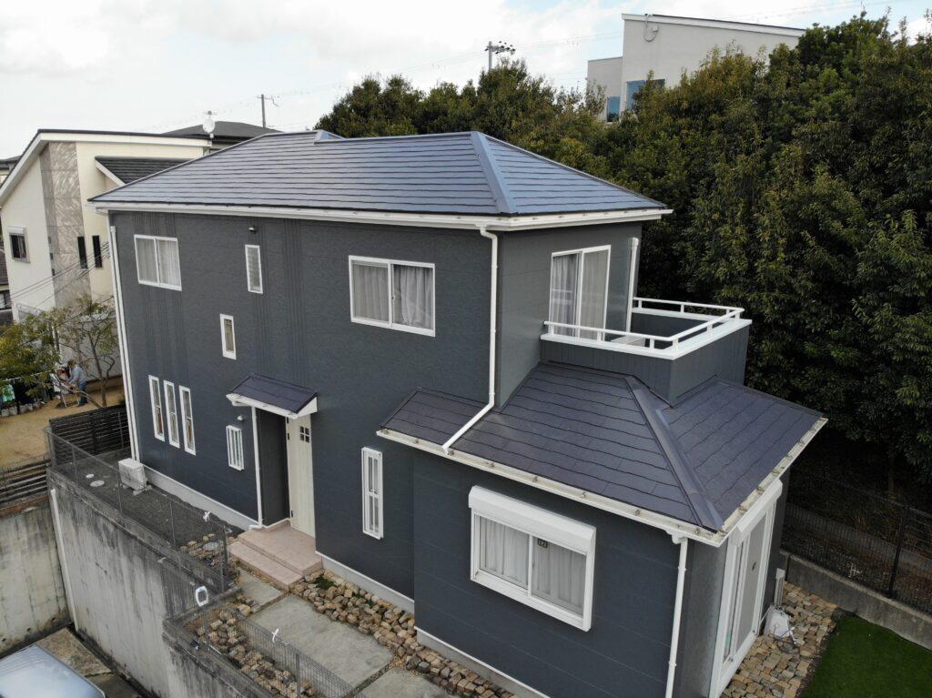 和泉市・泉大津市の外壁塗装・屋根塗装専門店ロードリバース3091