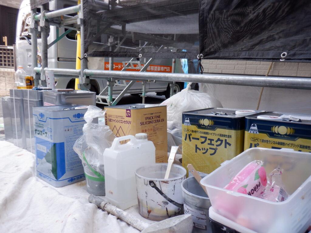 和泉市・泉大津市の外壁塗装・屋根塗装専門店ロードリバース2946