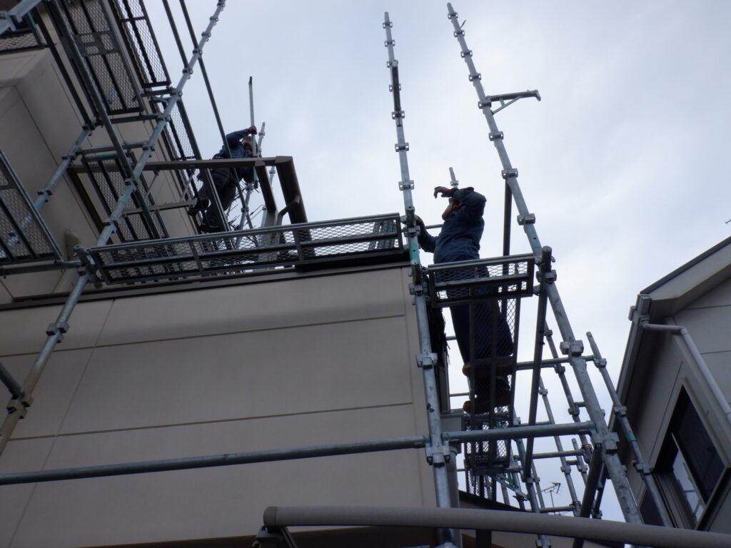 和泉市・泉大津市の外壁塗装・屋根塗装専門店ロードリバース3088