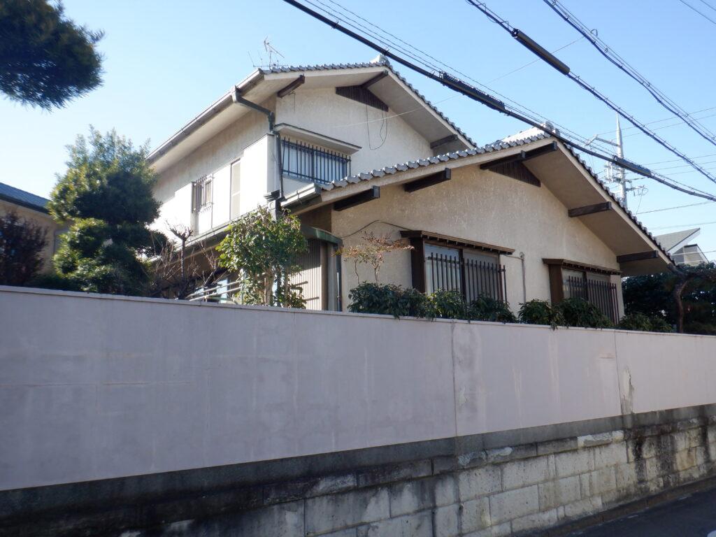 和泉市・泉大津市の外壁塗装・屋根塗装専門店ロードリバース3168