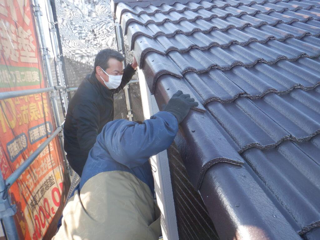 和泉市・泉大津市の外壁塗装・屋根塗装専門店ロードリバース2954