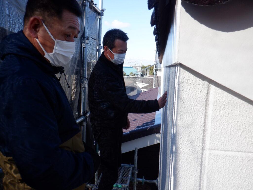 和泉市・泉大津市の外壁塗装・屋根塗装専門店ロードリバース2953