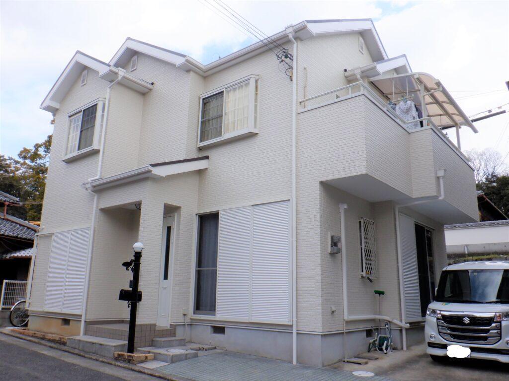 和泉市・泉大津市の外壁塗装・屋根塗装専門店ロードリバース3027