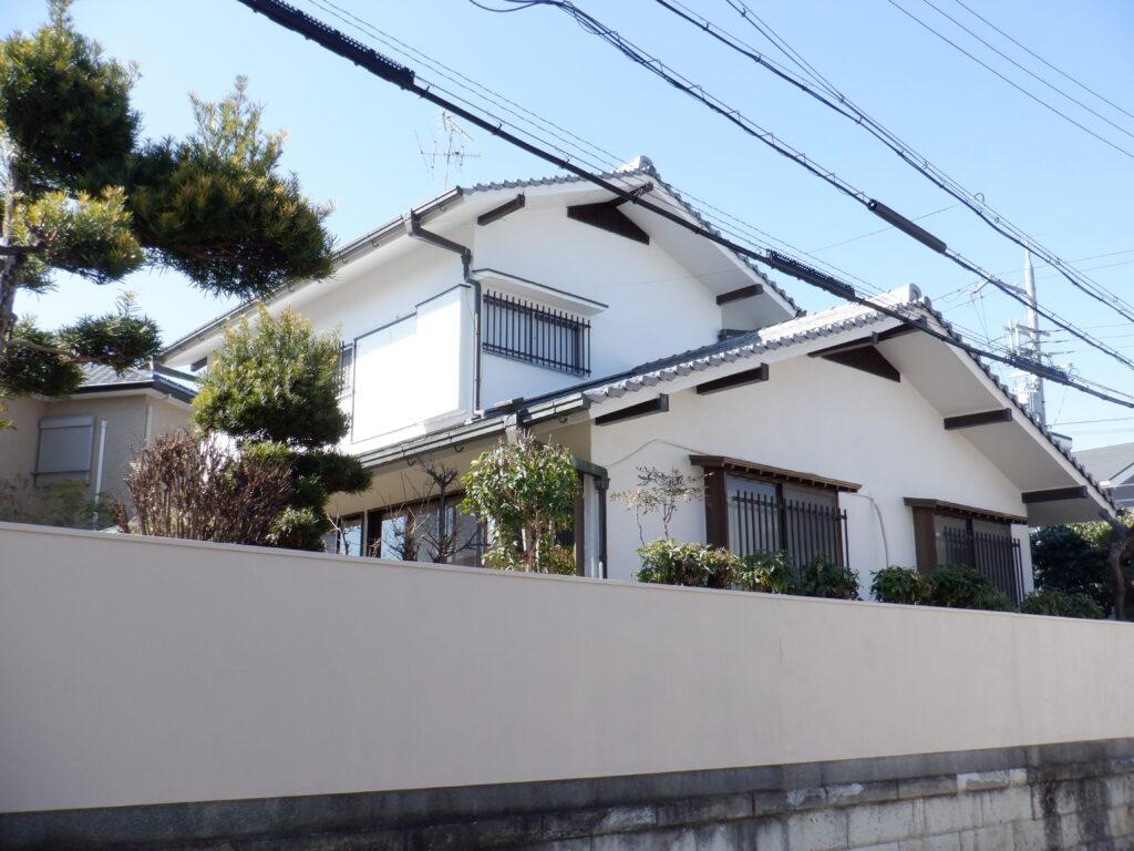 和泉市・泉大津市の外壁塗装・屋根塗装専門店ロードリバース3166