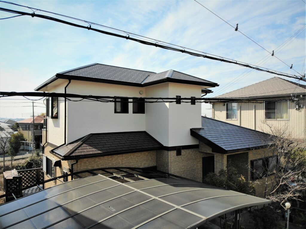 和泉市・泉大津市の外壁塗装・屋根塗装専門店ロードリバース3214