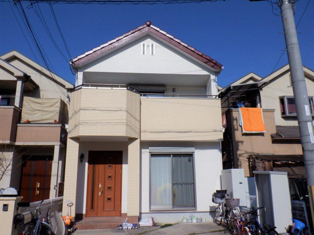 和泉市・泉大津市の外壁塗装・屋根塗装専門店ロードリバース3320
