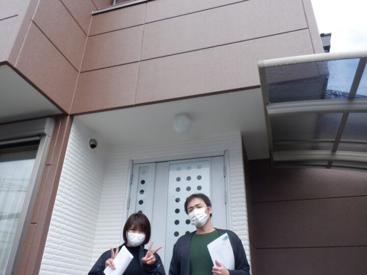 堺市南区のE様邸