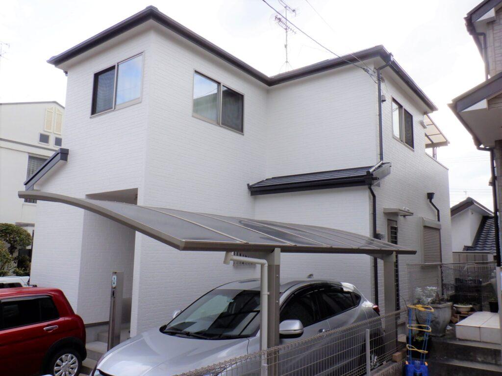 和泉市・泉大津市の外壁塗装・屋根塗装専門店ロードリバース3281