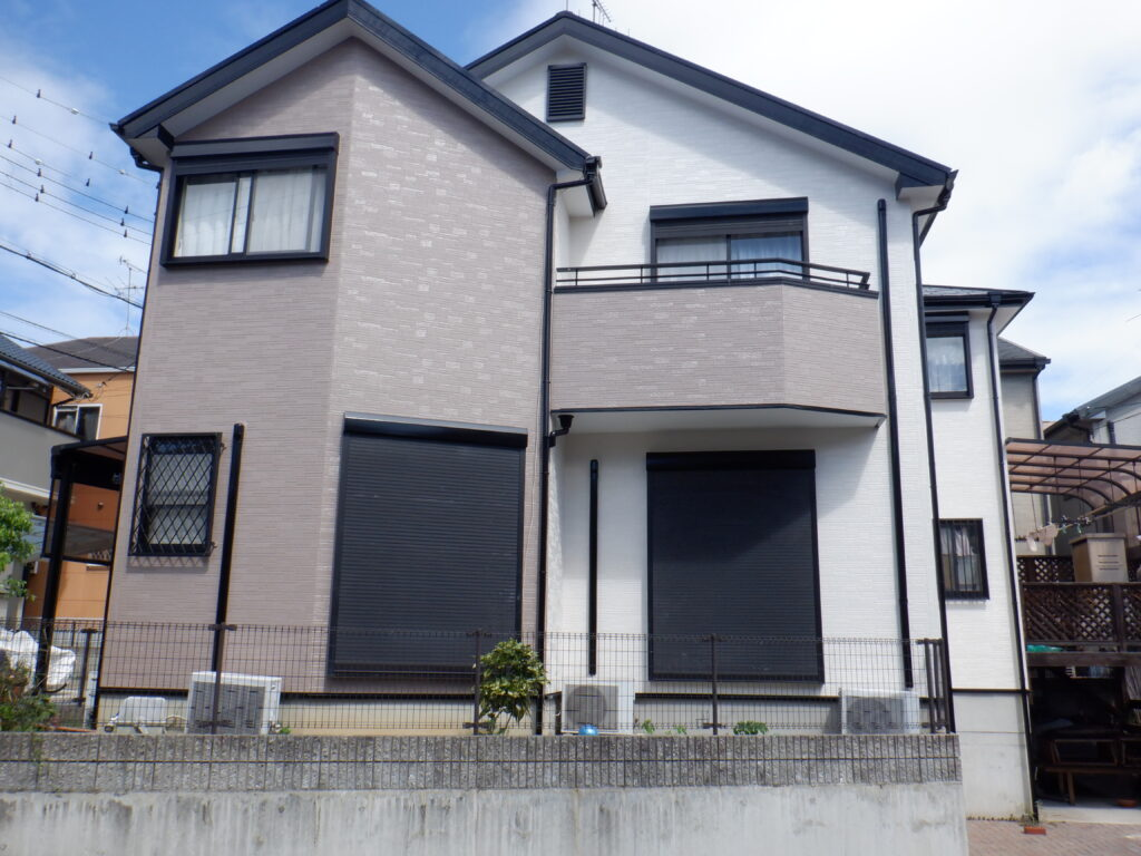 和泉市・泉大津市の外壁塗装・屋根塗装専門店ロードリバース3323