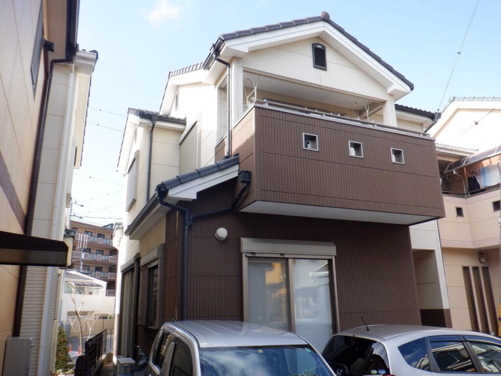 和泉市・泉大津市の外壁塗装・屋根塗装専門店ロードリバース3363