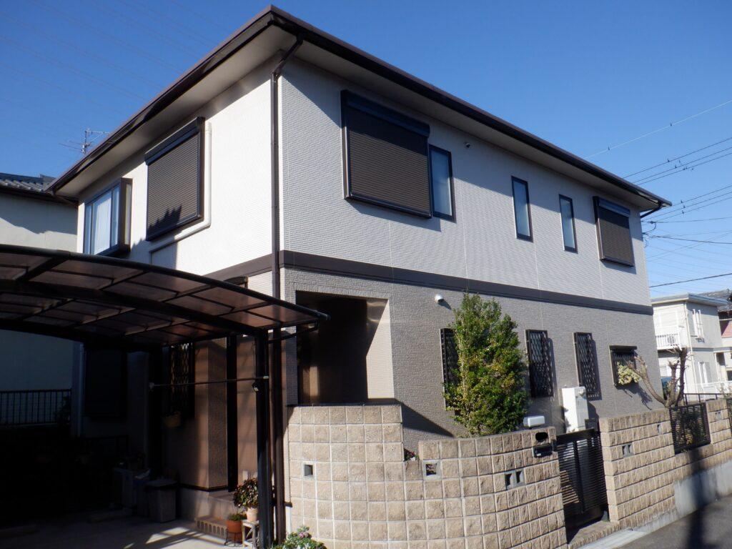 和泉市・泉大津市の外壁塗装・屋根塗装専門店ロードリバース3242