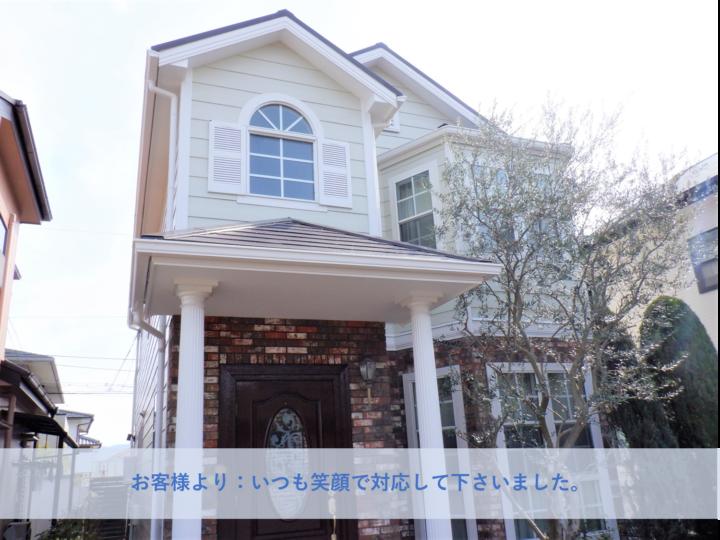 堺市南区N様邸外壁塗装・屋根塗装工事 2021年4月