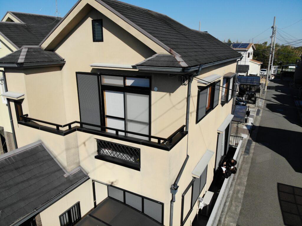 和泉市・泉大津市の外壁塗装・屋根塗装専門店ロードリバース 3493