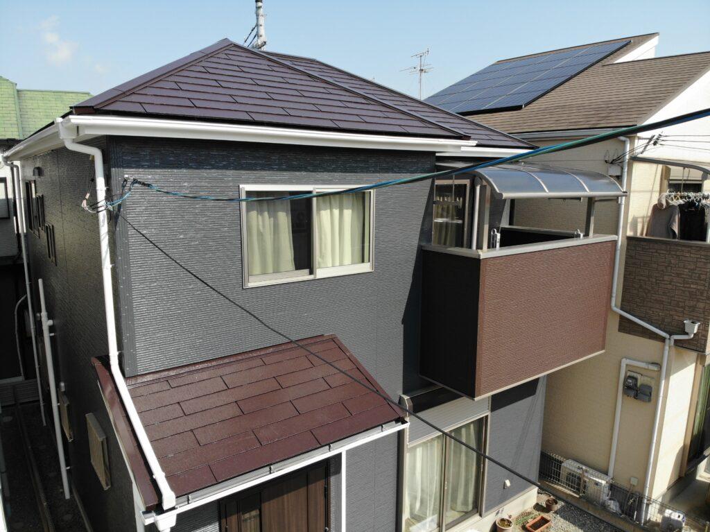 和泉市・泉大津市の外壁塗装・屋根塗装専門店ロードリバース3412