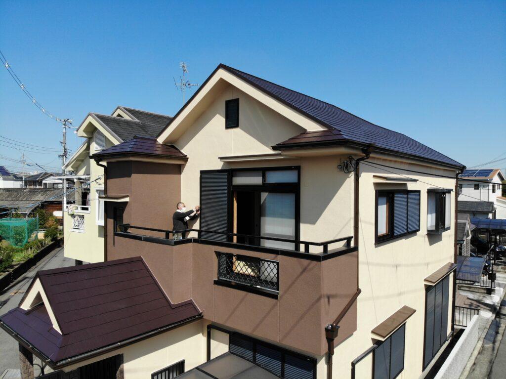 和泉市・泉大津市の外壁塗装・屋根塗装専門店ロードリバース 3490