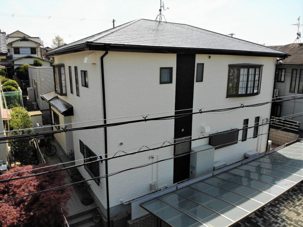 和泉市・泉大津市の外壁塗装・屋根塗装専門店ロードリバース 施工事例