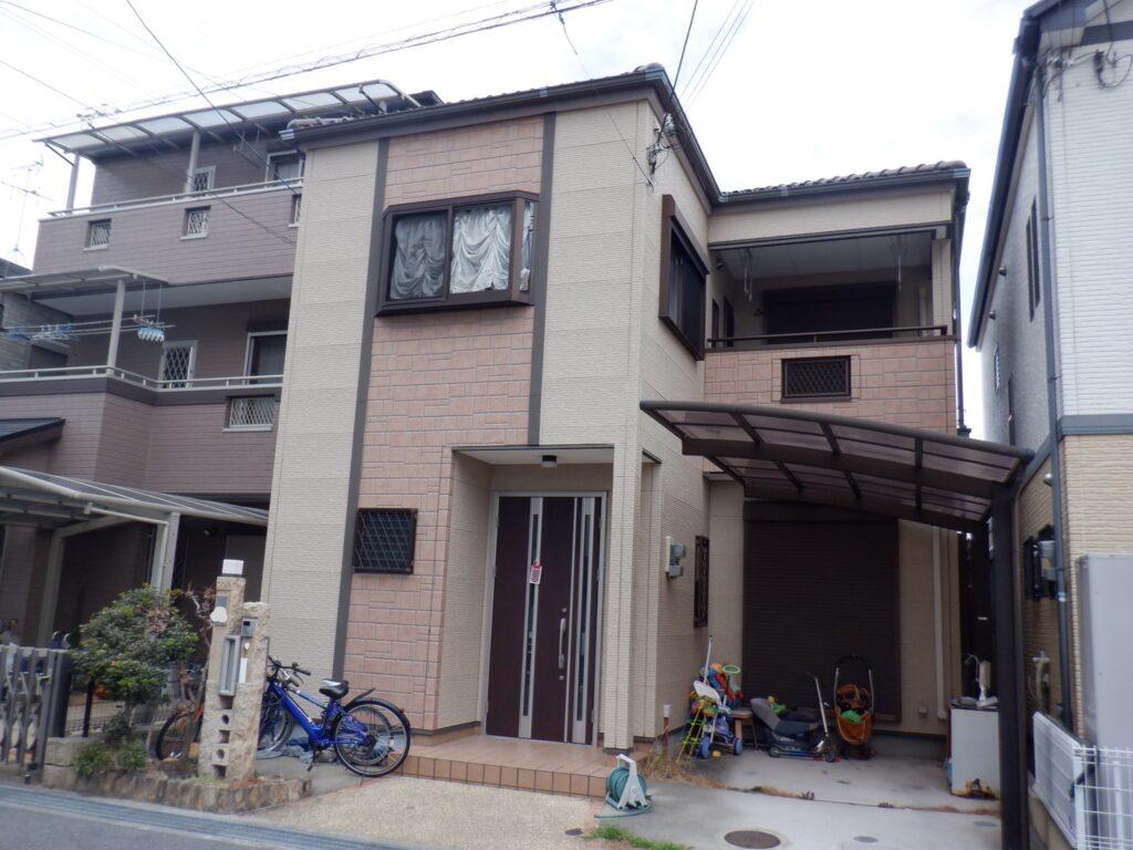 和泉市・泉大津市の外壁塗装・屋根塗装専門店ロードリバース 3501