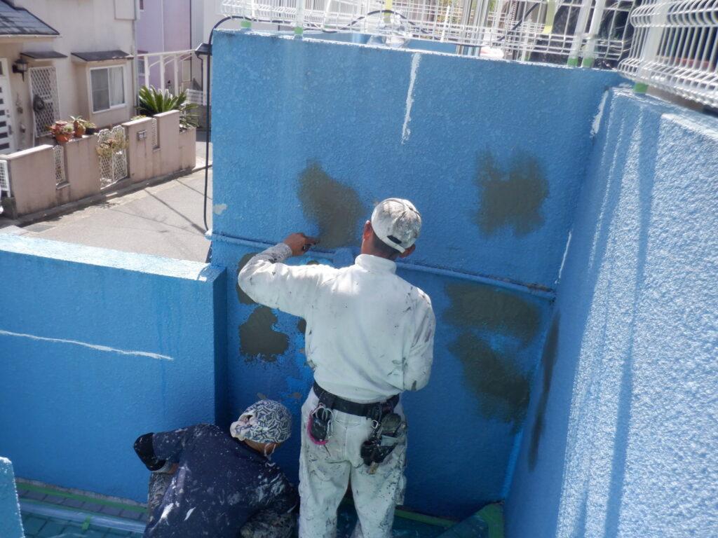 和泉市・泉大津市の外壁塗装・屋根塗装専門店ロードリバース 3483