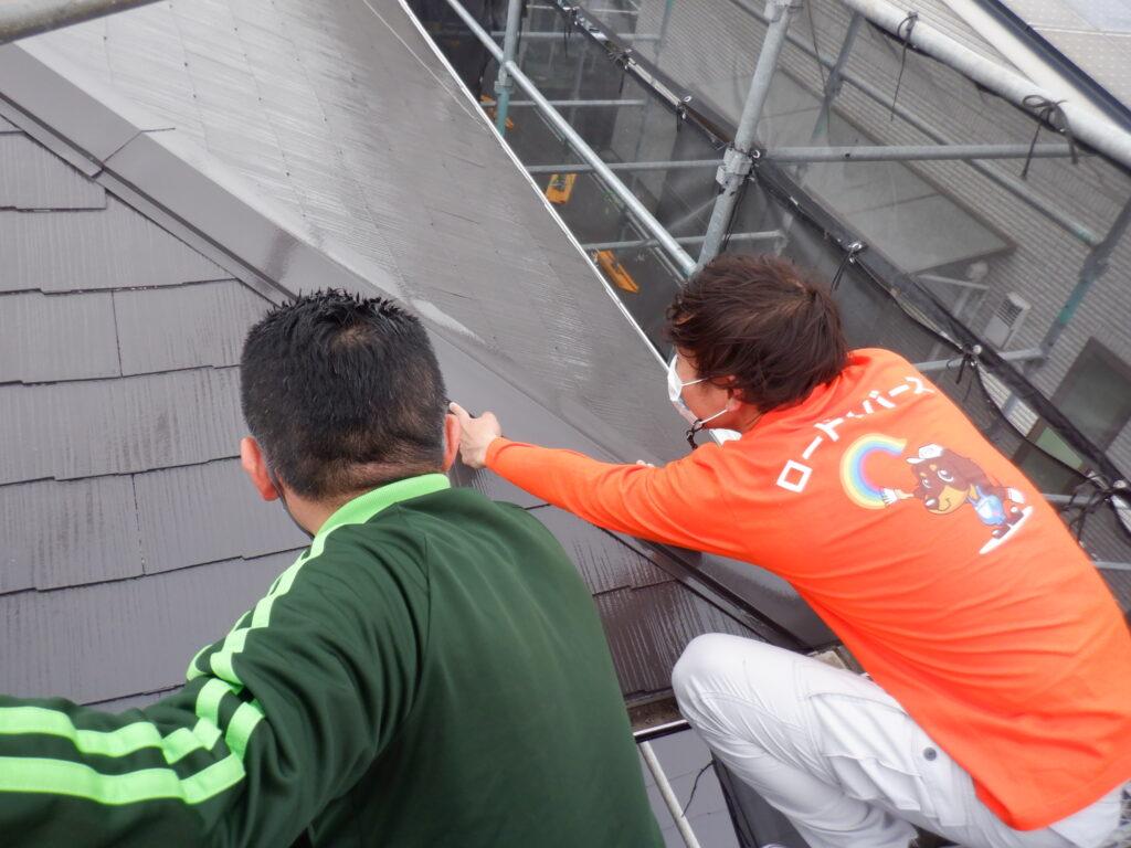 和泉市・泉大津市の外壁塗装・屋根塗装専門店ロードリバース 3479