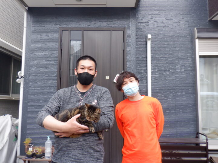 和泉市のM様邸