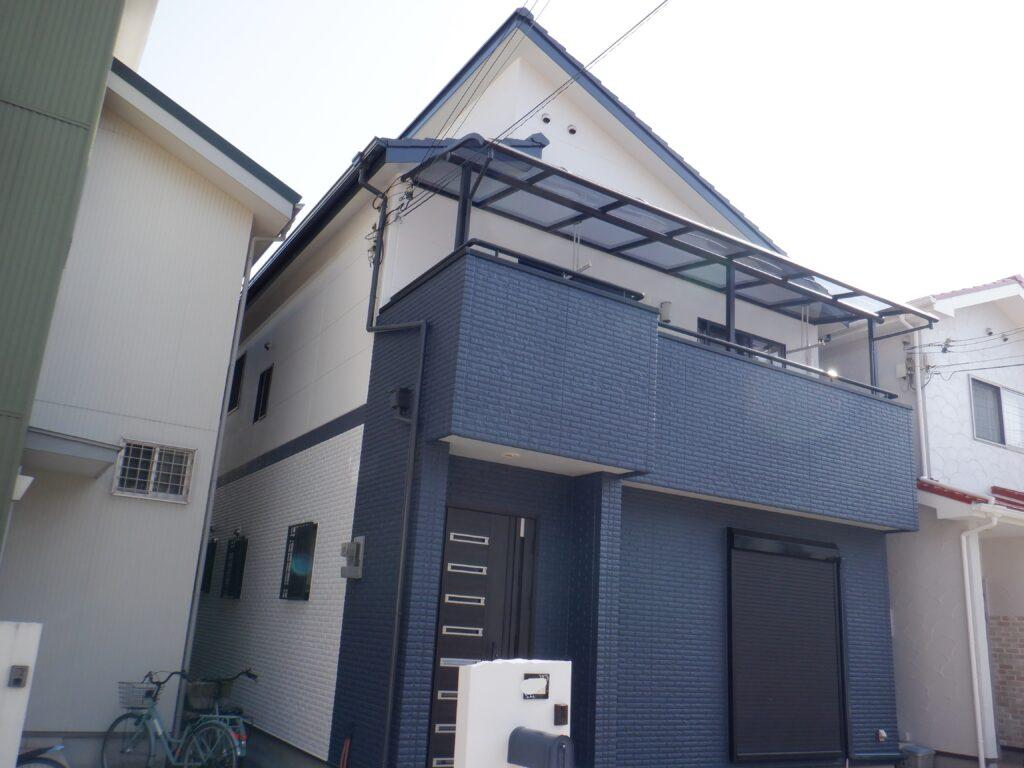 和泉市・泉大津市の外壁塗装・屋根塗装専門店ロードリバース 3435