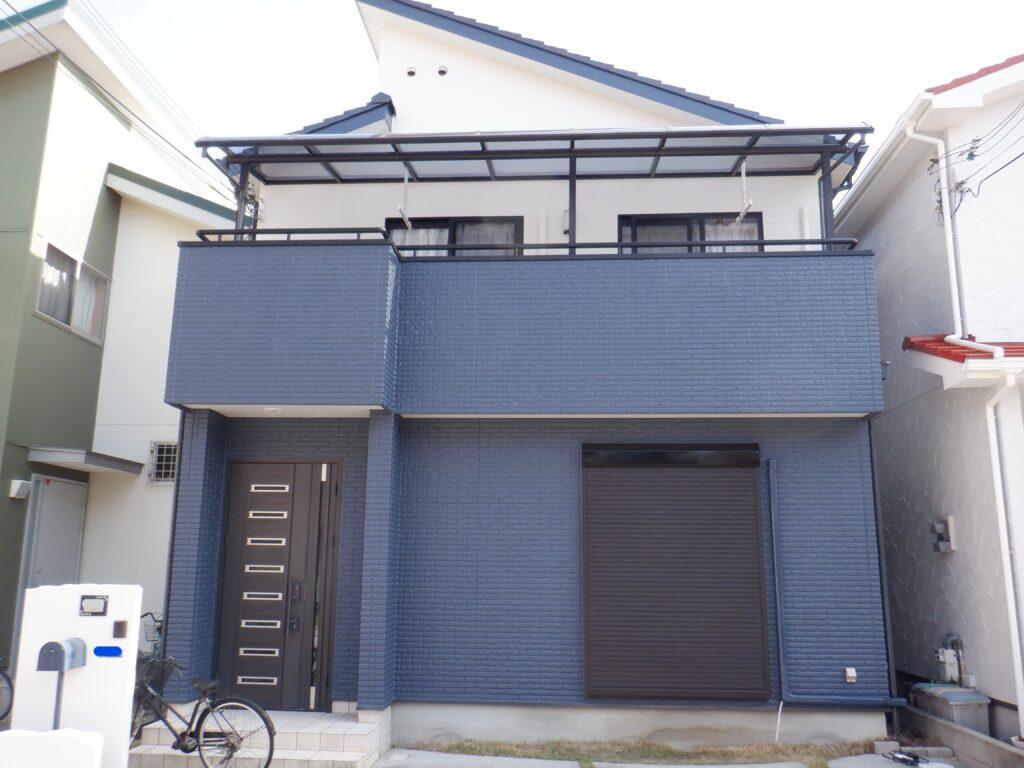 和泉市・泉大津市の外壁塗装・屋根塗装専門店ロードリバース 3436