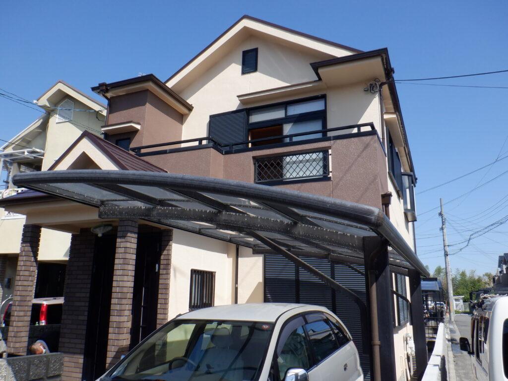 和泉市・泉大津市の外壁塗装・屋根塗装専門店ロードリバース 3489
