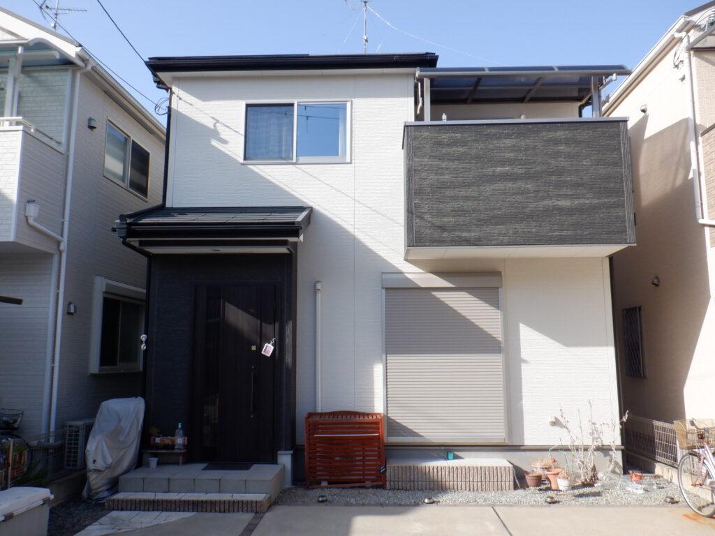 和泉市・泉大津市の外壁塗装・屋根塗装専門店ロードリバース3413
