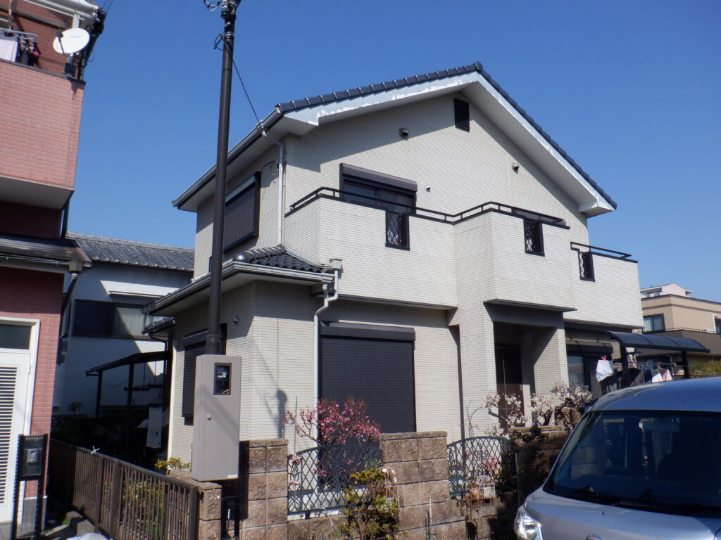 和泉市・泉大津市の外壁塗装・屋根塗装専門店ロードリバース 3465