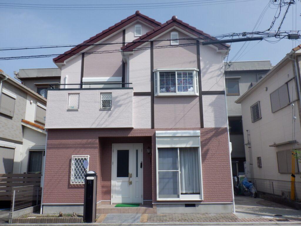 和泉市・泉大津市の外壁塗装・屋根塗装専門店ロードリバース 3543