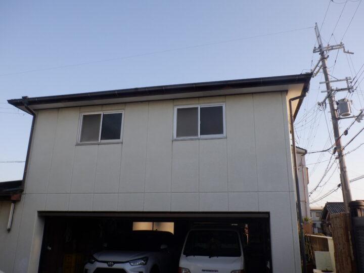 和泉市のM様倉庫外壁・屋根工事