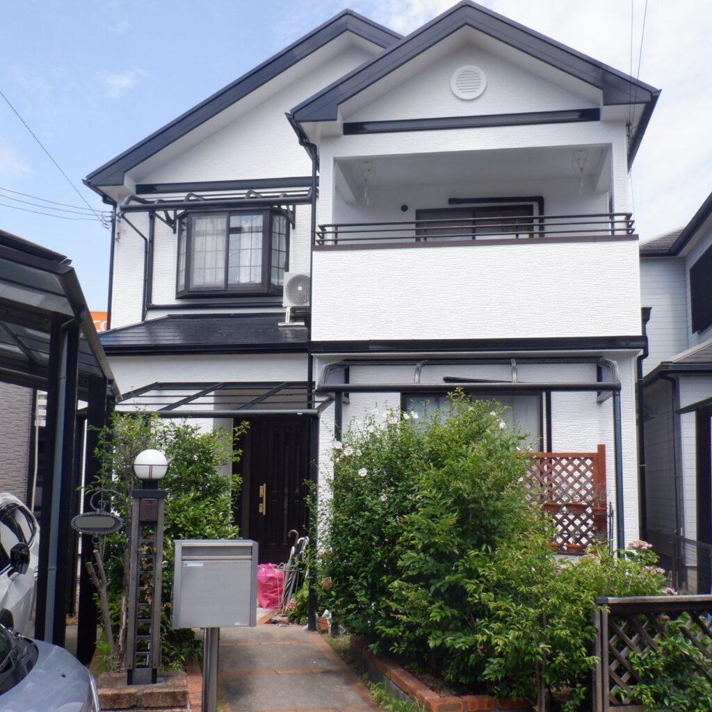 和泉市・泉大津市の外壁塗装・屋根塗装専門店ロードリバース 3973